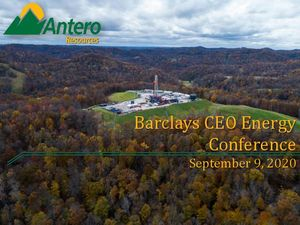 2020 Barclays CEO Energy-Power Conference