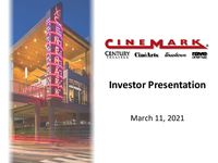 Investor Presentation - Q4 2020