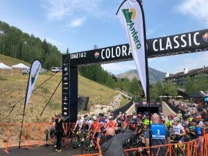 2018 Colorado Classic Bike Race