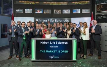TSX:V - Khiron Market Open (June 11, 2018) thumbnail