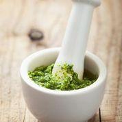 Edible Garden Pesto