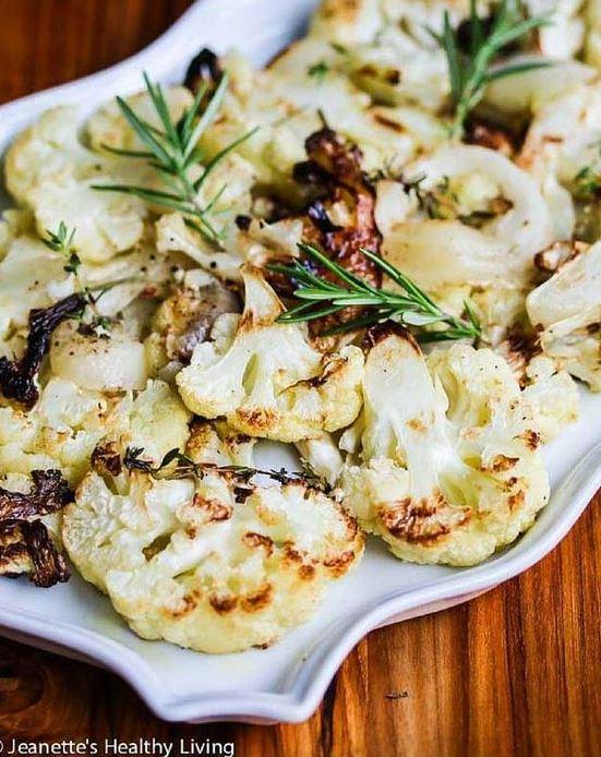 Grilled Cauliflower