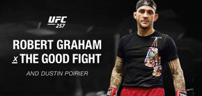 "Image for article ""Robert Graham Is Fighting The Good Fight (with Dustin Poirier)"""