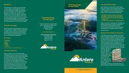 Marcellus Shale Brochure Cover