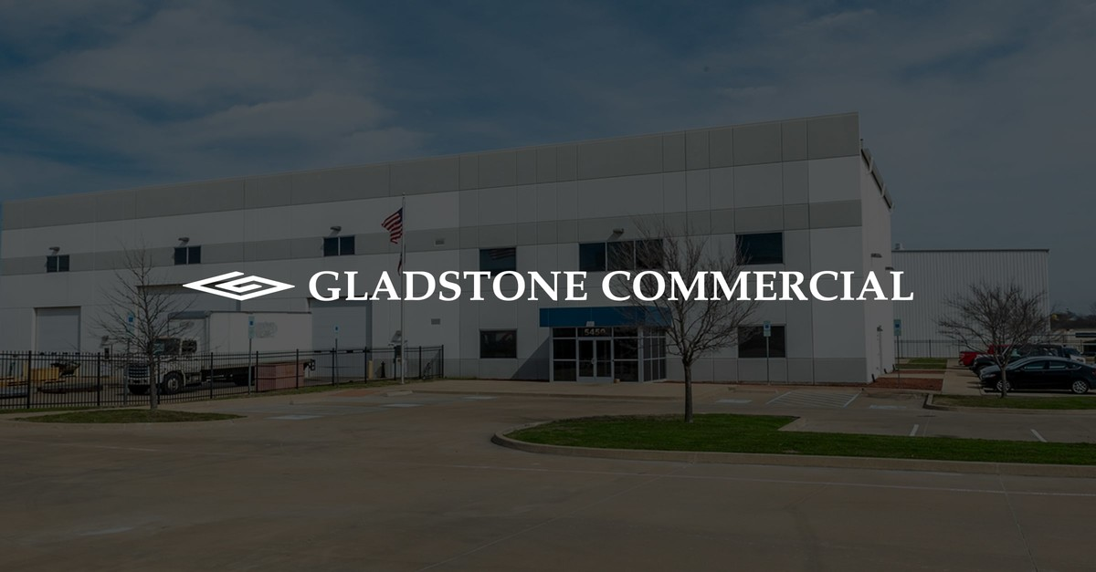 Gladstone Commercial Corporation (GOOD)