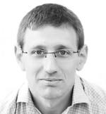 Headshot of Markus Roggen, PhD
