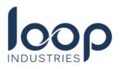 Loop Industries Inc.