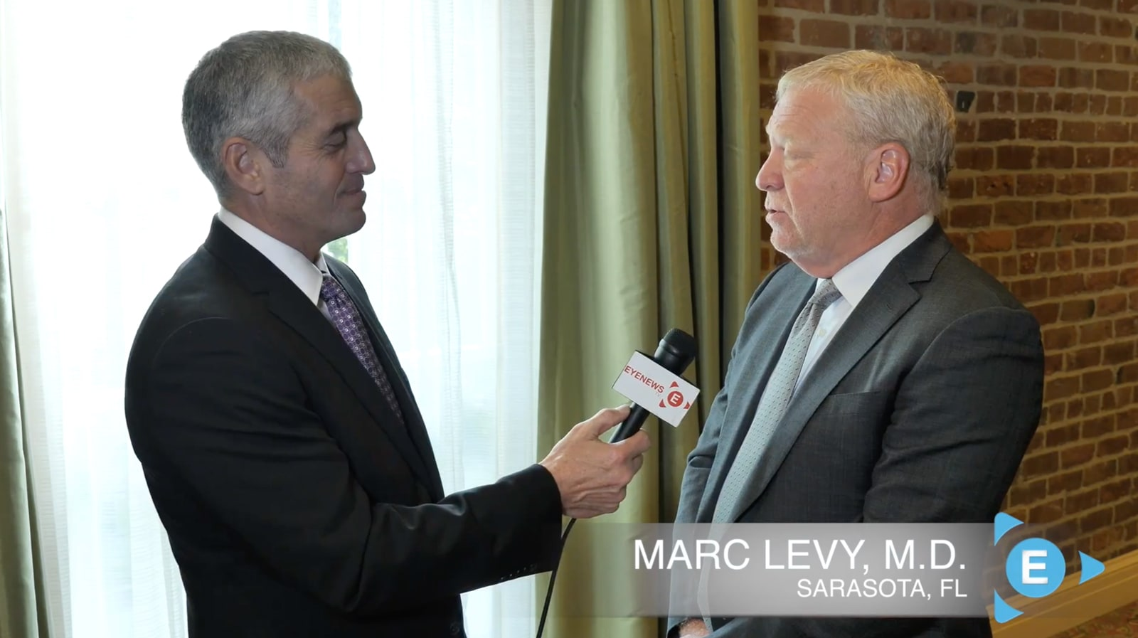 Dr. Marc Levy, M.D. on Possibly Improvements in Quality of Life with the Telescope Implant