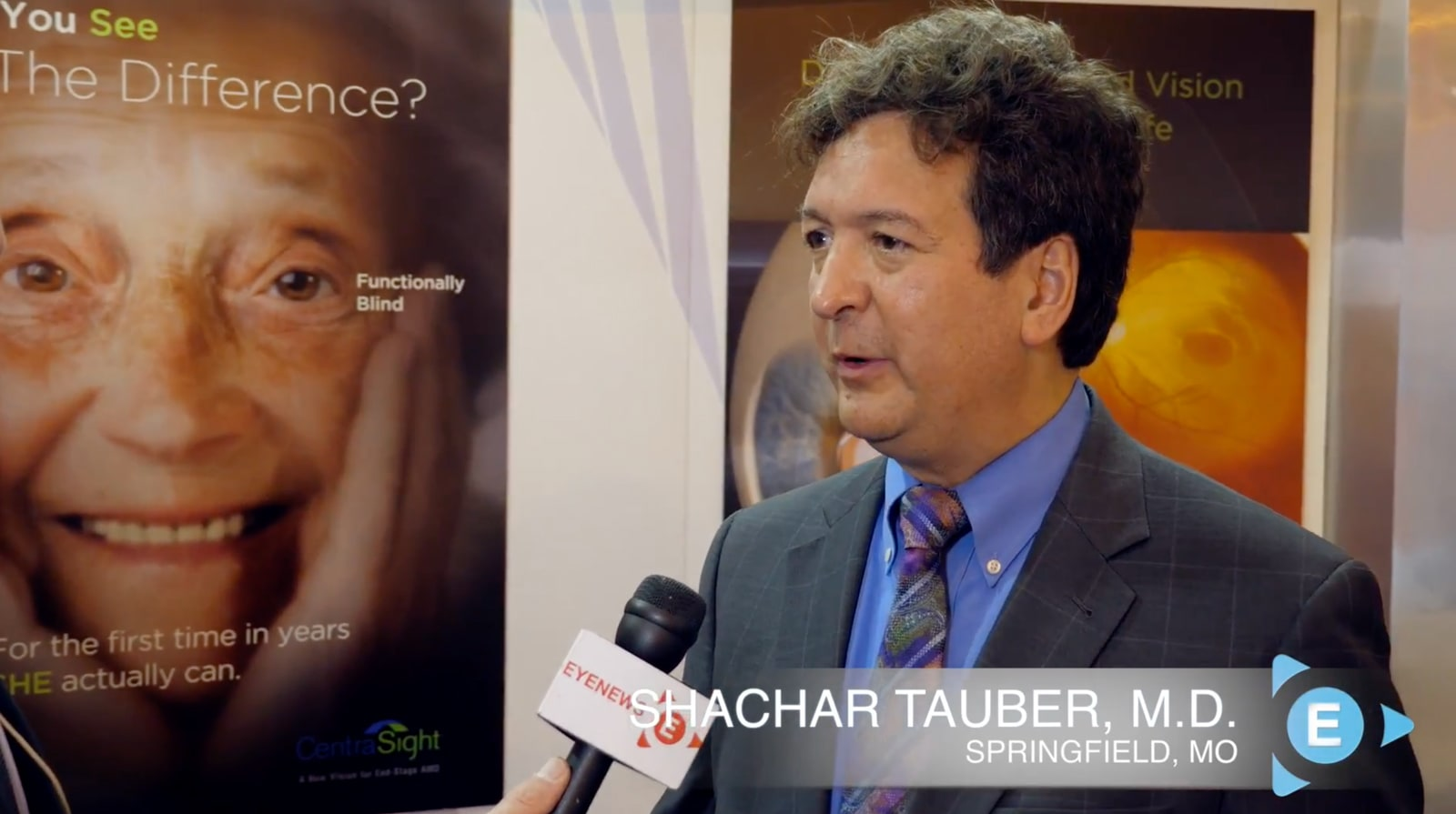 Dr. Shachar Tauber, M.D., on Clinical Success with the Telescope Implant