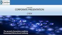 Investor Presentation - August 2021