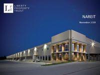 NAREIT - November 2018
