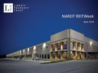 NAREIT – June 2018