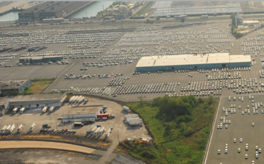 A picture of Vehicle Processing Facility - Philadelphia Regional Port Authority