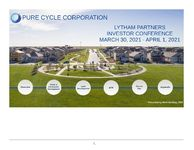 Lytham Partners Investor Conference