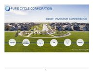 Sidoti Investor Conference Presentation