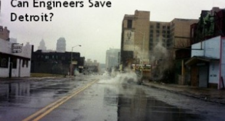 Can Engineers Save Detroit?