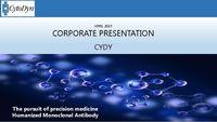 Investor Presentation – April 2021
