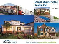 2nd Quarter 2013 Conference Call - Slides