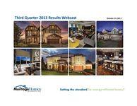 3rd Quarter 2013 Conference Call - Slides
