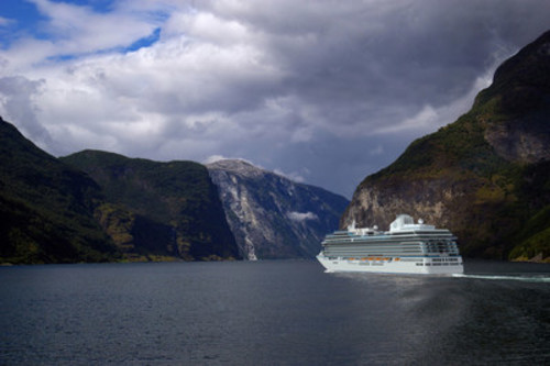 """Oceania Cruises Welcomes """"Vista"""" To Its Acclaimed Fleet"""