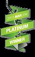 Marcom 2015 Platinum