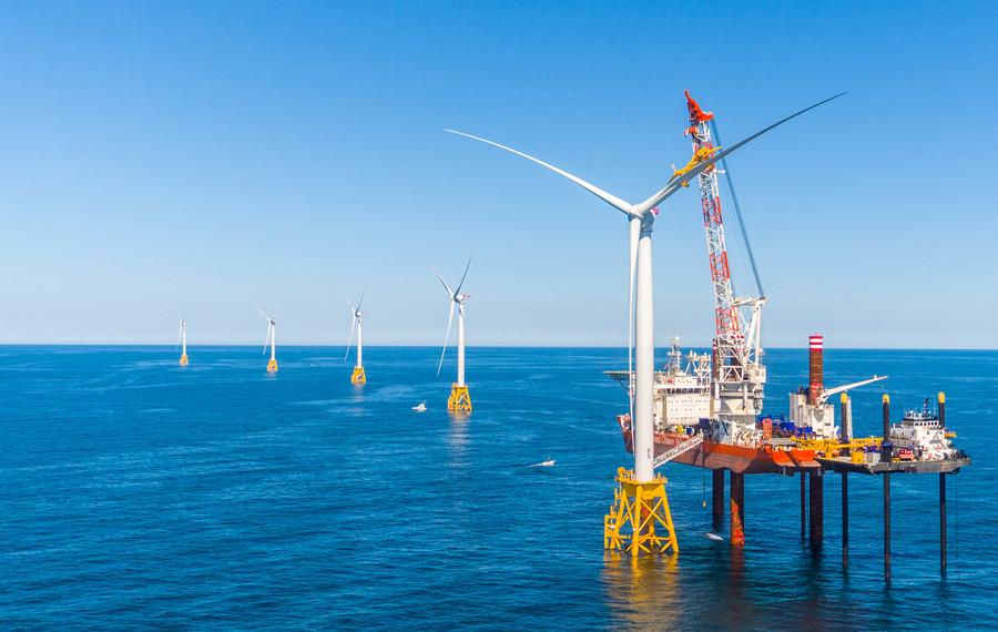 Block Island Wind Project