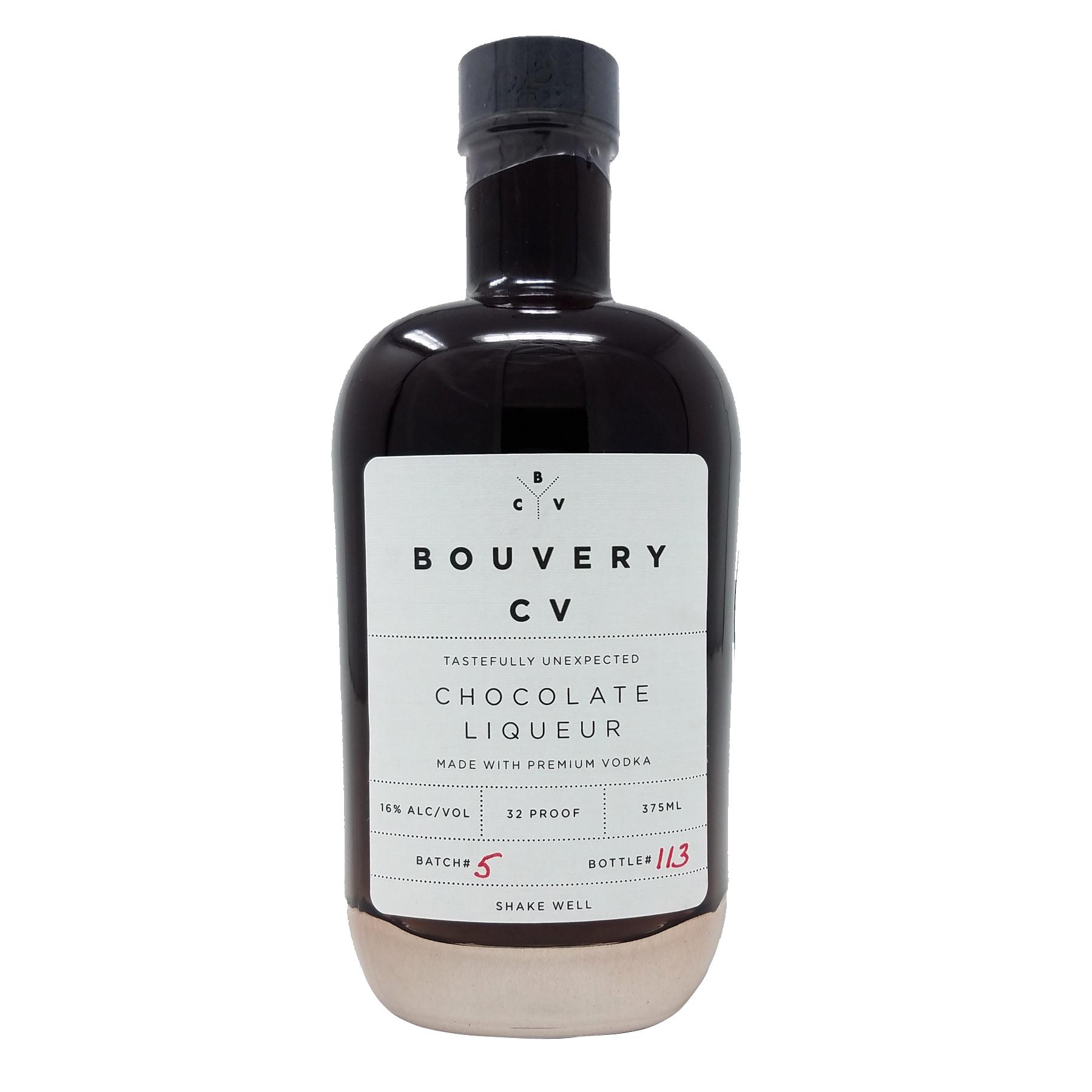 Chocolate Vodka