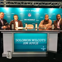 Interview with Solomon Wilcots