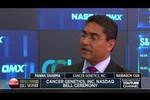 Cancer Genetics (NasdaqCM: CGIX) Interview – NASDAQ Opening Bell Ceremony