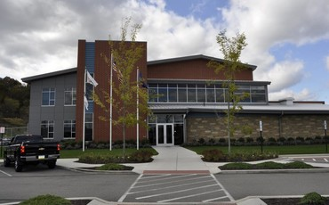 A picture of Pitt Ohio Express New Terminal Building