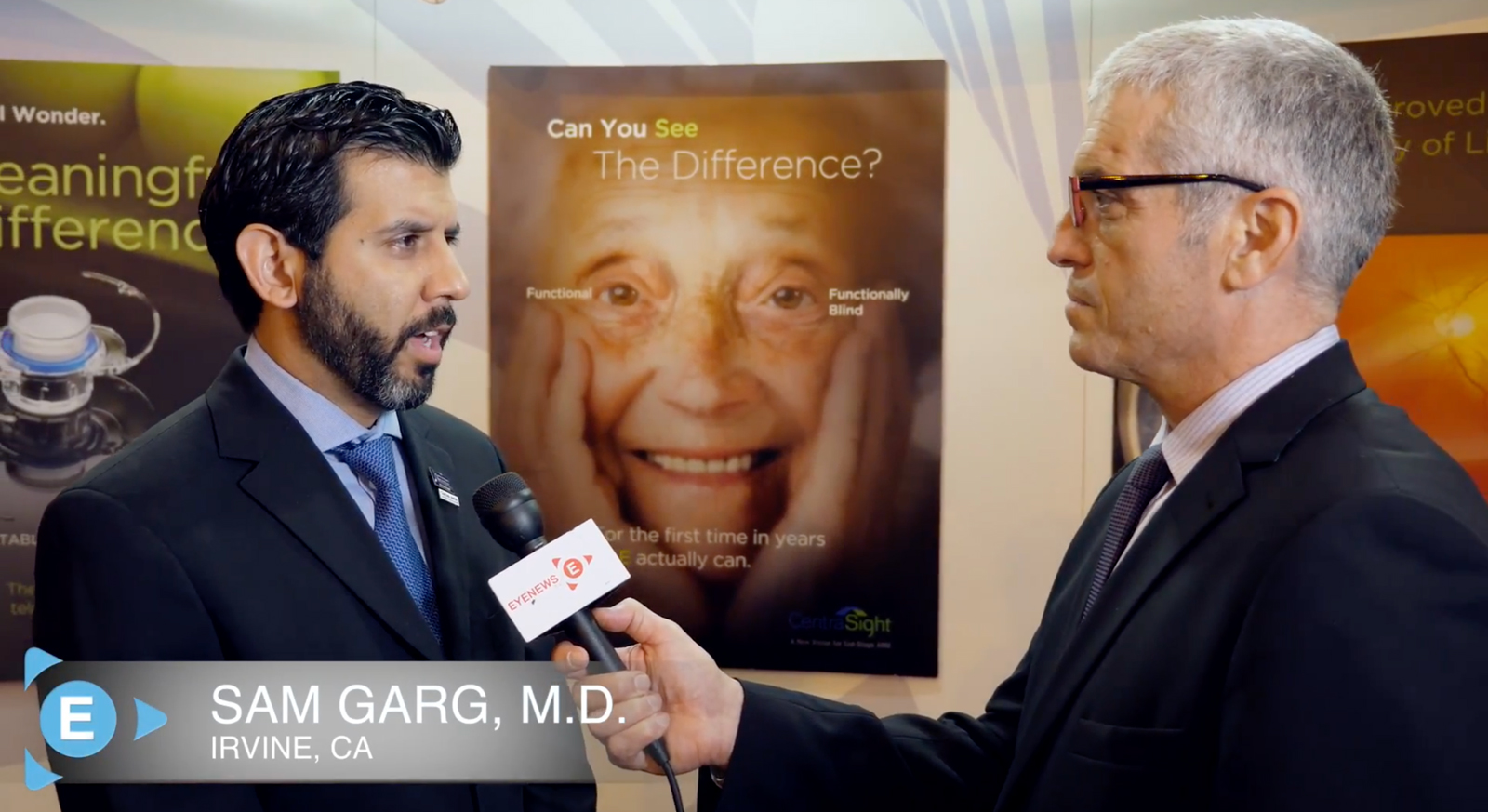 Dr. Sam Garg, M.D., on the IMT's Potential Profound Impact on Patients