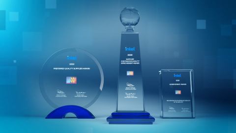 Intel 2020 Supplier Continuous Quality Improvement Awards