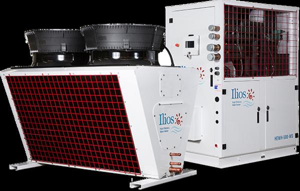 "Ilios Air-Source ""Split System"" Heat Pump"