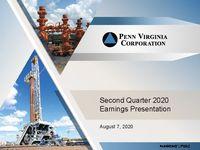 Second Quarter 2020 Earnings Presentation
