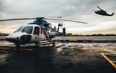 Photo of an S-76