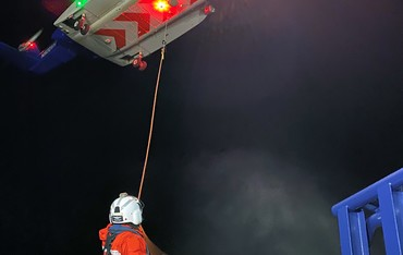 Photo of an Search And Rescue Crew