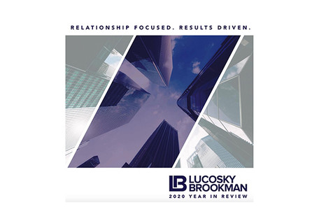 Lucosky Brookman Publishes 2020 YEAR IN REVIEW