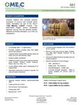 Scrubber Additive Product Data Sheet