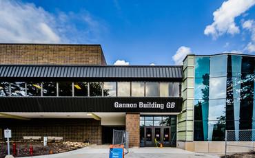 Lansing Community College Gannon Building