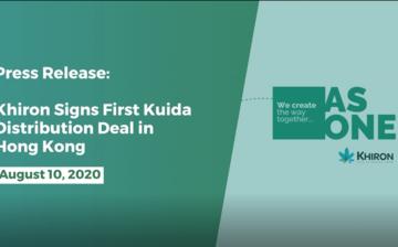 Khiron Signs First Kuida™ Distribution Deal in Hong Kong thumbnail