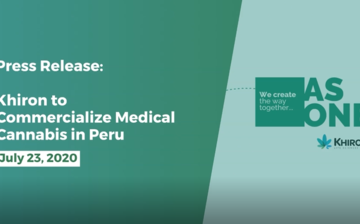 Khiron to Commercialize Medical Cannabis in Peru thumbnail