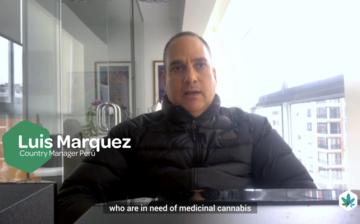 Luis Marquez, Khiron Peru Milestone  thumbnail