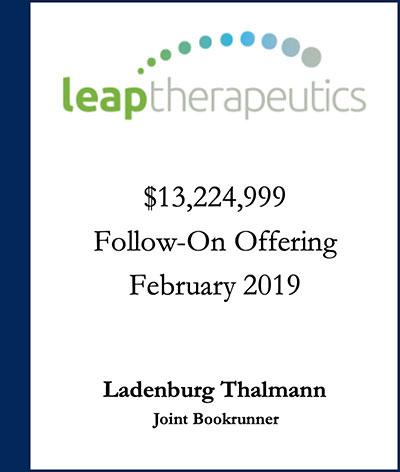 Leap Therapeutics