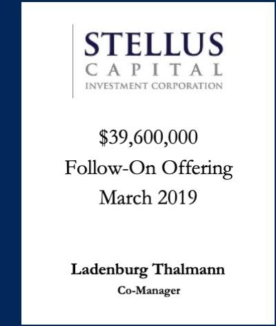 Stellus Capital