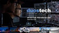 Investor Presentation November 2018