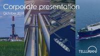 Corporate Presentation - October 2018