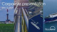 Corporate Presentation - May 13, 2019