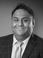 Headshot of Marufur Raza, Independent Director for Medipharm Labs