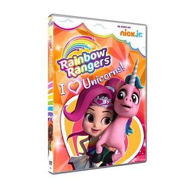 Rainbow RangersDVD: I (Heart) Unicorns