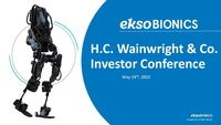 H.C. Wainwright Global Life Sciences Conference Presentation
